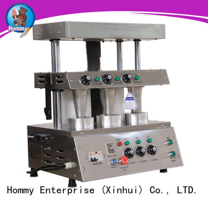 Hommy new type pizza cone oven price advanced design for restaurants