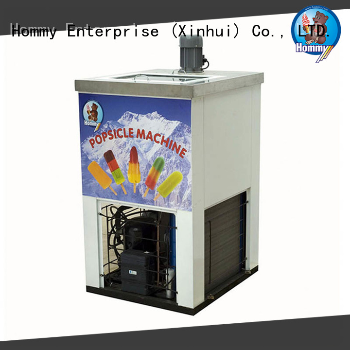 industrial popsicle machine popular for sale Hommy