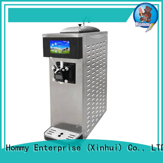 ice cream machine for sale hm701 for supermarket Hommy