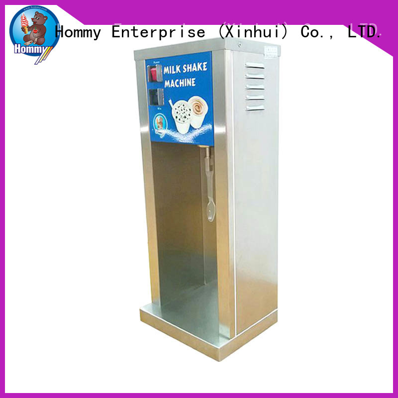 delicate appearance flurry ice cream machine factory for frozen drink kiosks Hommy