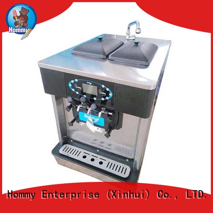 competitive price commercial ice cream machine hm706wholesale for ice cream shops