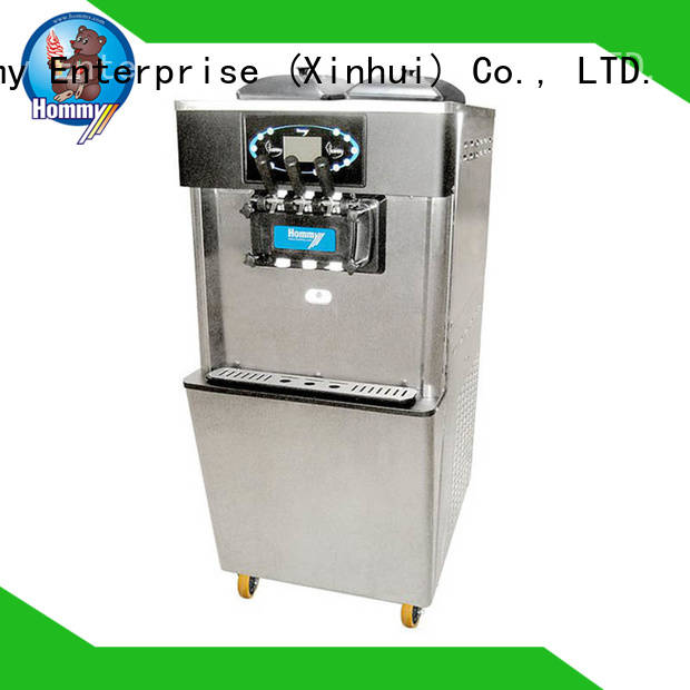 commercial softy ice cream machine price commercial for food shop Hommy