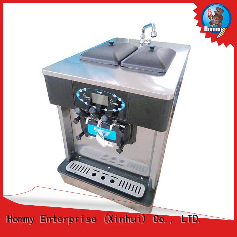 directly factory price ice cream maker machine automatic manufacturer for ice cream shops