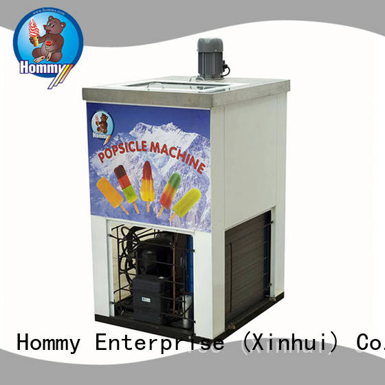 Hommy high quality ice lolly machine supplier for sale