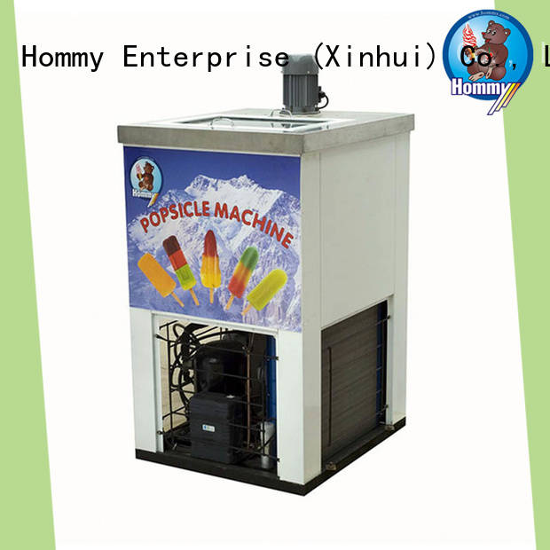 high quality popsicle maker machine supplier for cooling product