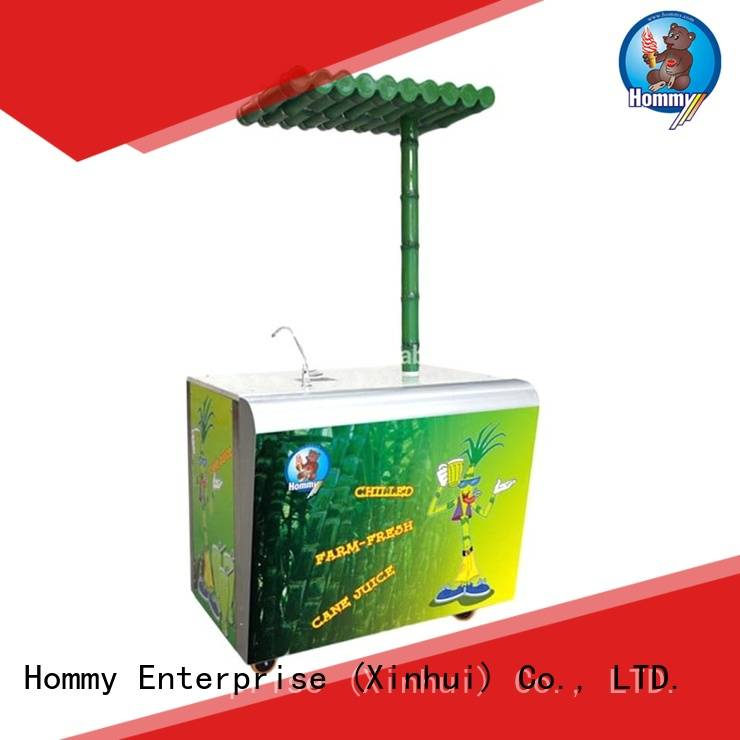 sugarcane extractor new for snack bar Hommy