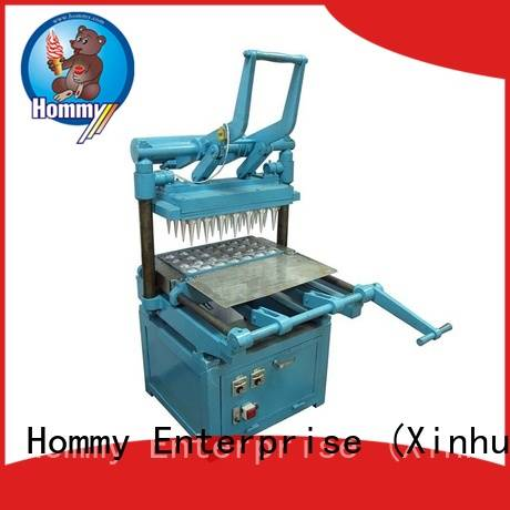 Hommy directly factory price icecream cone machine manufacturer for ice cream shops