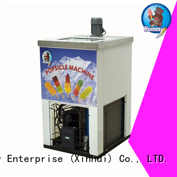 Stainless Steel Commercial Popsicle Maker/ Ice Lolly Machine /Popsicle manufacturing process