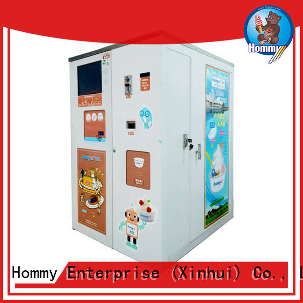 Hommy automatic vending machine manufacturers high-tech enterprise for restaurants
