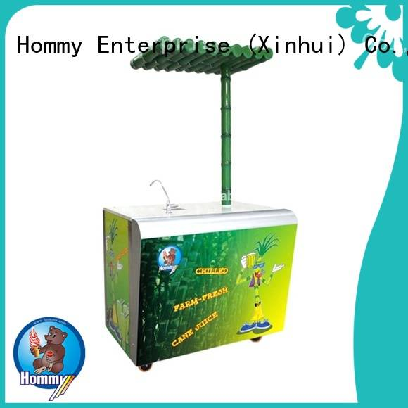 Hommy unrivaled quality sugarcane juice extractor manufacturers revolutionary for food shop