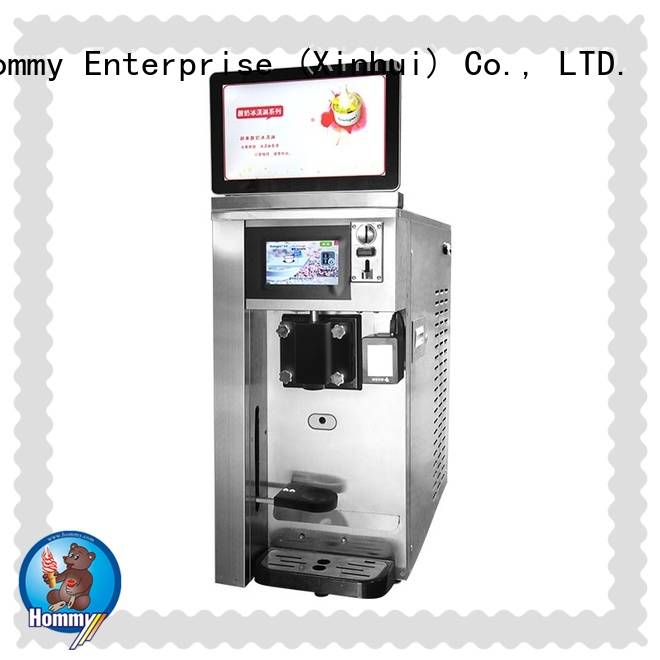 Hommy top smart vending machine high-tech enterprise for restaurants