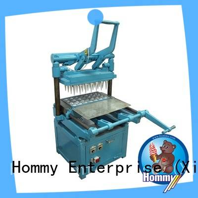 new generation ice cream cone machine hot selling for ice cream shops Hommy