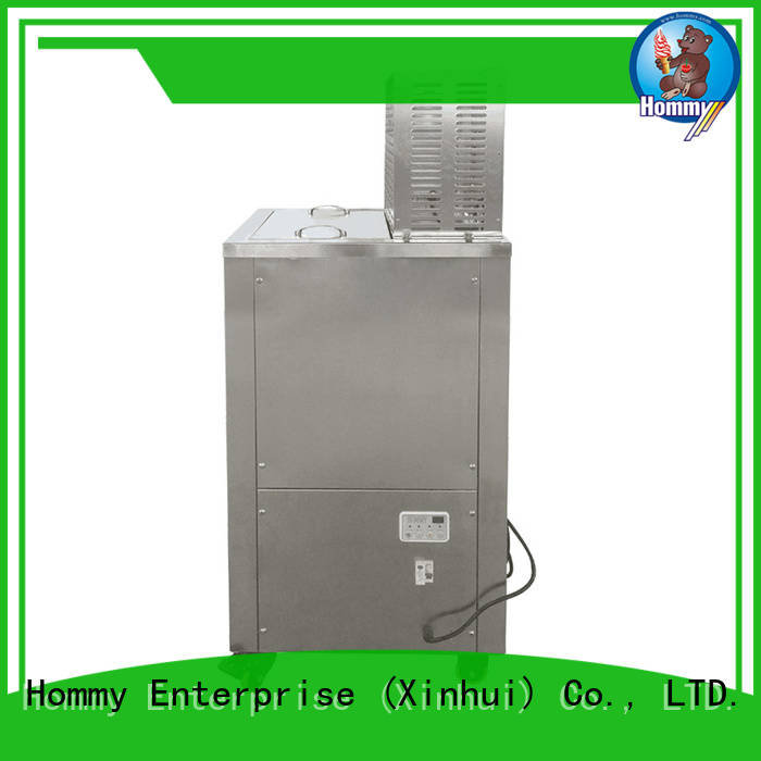 Hommy high quality commercial ice lolly making machine wholesale for food–processing