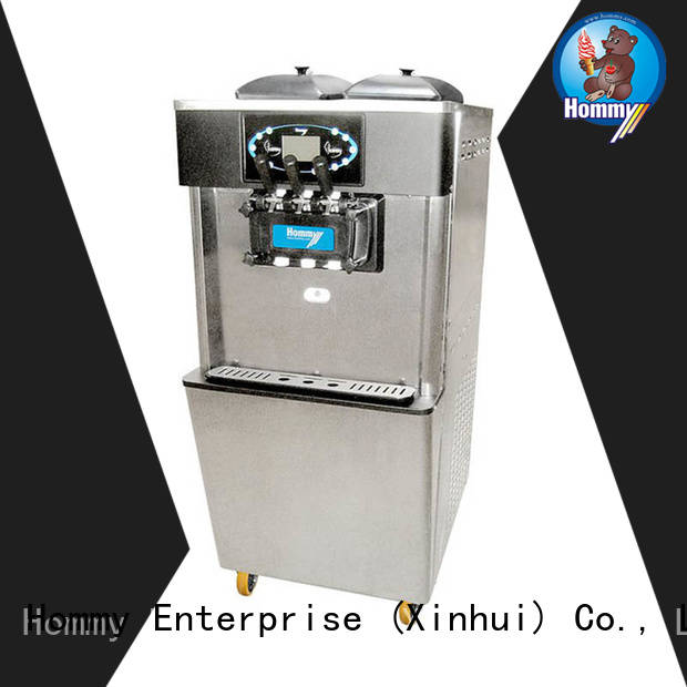 unreserved service ice cream machine for sale commercial wholesale for snack bar