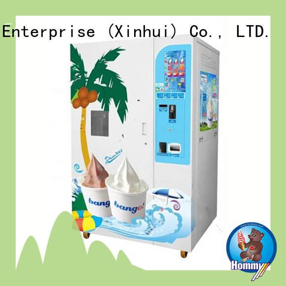 Hommy top custom vending machine manufacturer for beverage stores