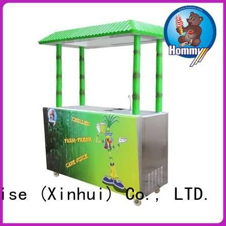 unreserved service sugarcane juicer hygienic supplier for snack bar