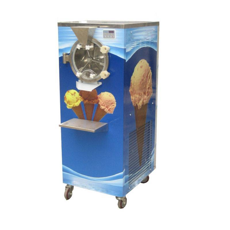 Gelato maker&commercial hard ice cream machine