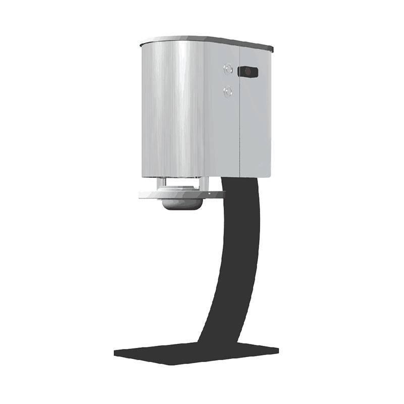 One-off frozen dessert dispenser/one shot  machine