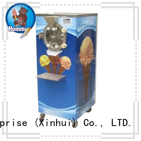fresh new design ice cream dispenser no slippage fast delivery for bake shop