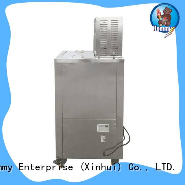 Hommy CE approved commercial popsicle machine supplier for food–processing