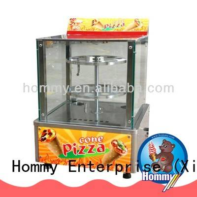 Hommy OEM ODM pizza cone maker manufacturer for ice cream shops