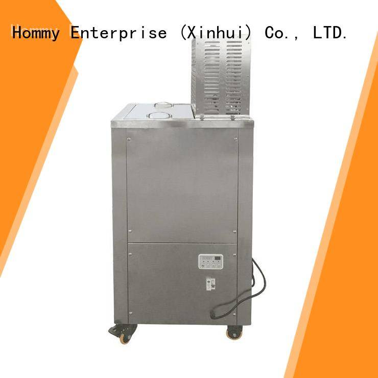 Hommy high quality commercial popsicle machine manufacturer