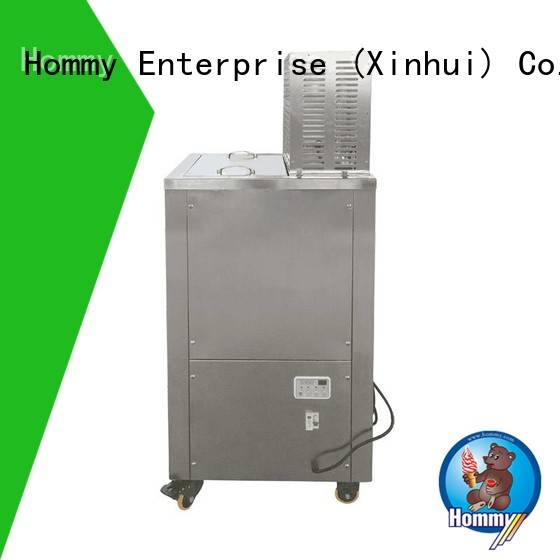 Hommy latest popsicle maker machine wholesale for sale