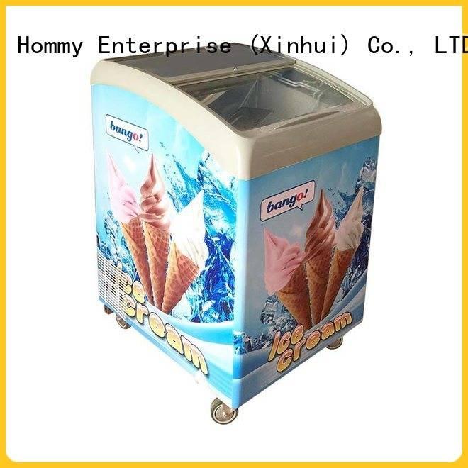 Hommy gelato freezer from China
