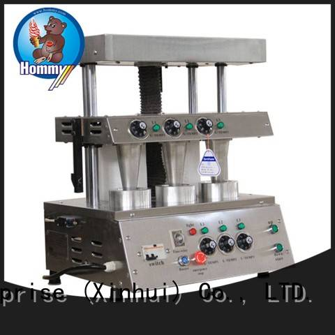 Hommy Hommy pizza cone machine supplier for store
