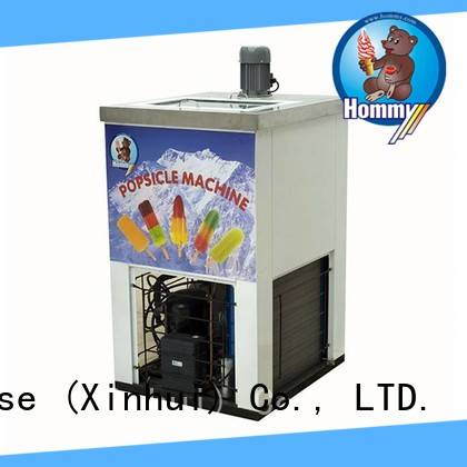 Hommy high quality popsicle maker machine supplier for convenient store