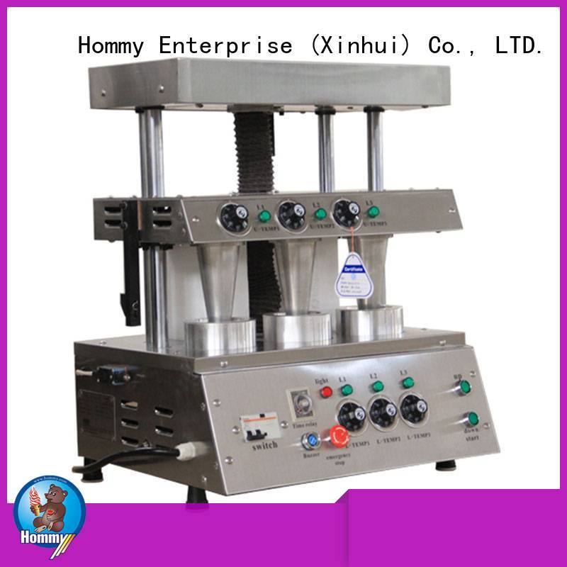 Hommy new type pizza cone oven supplier for store