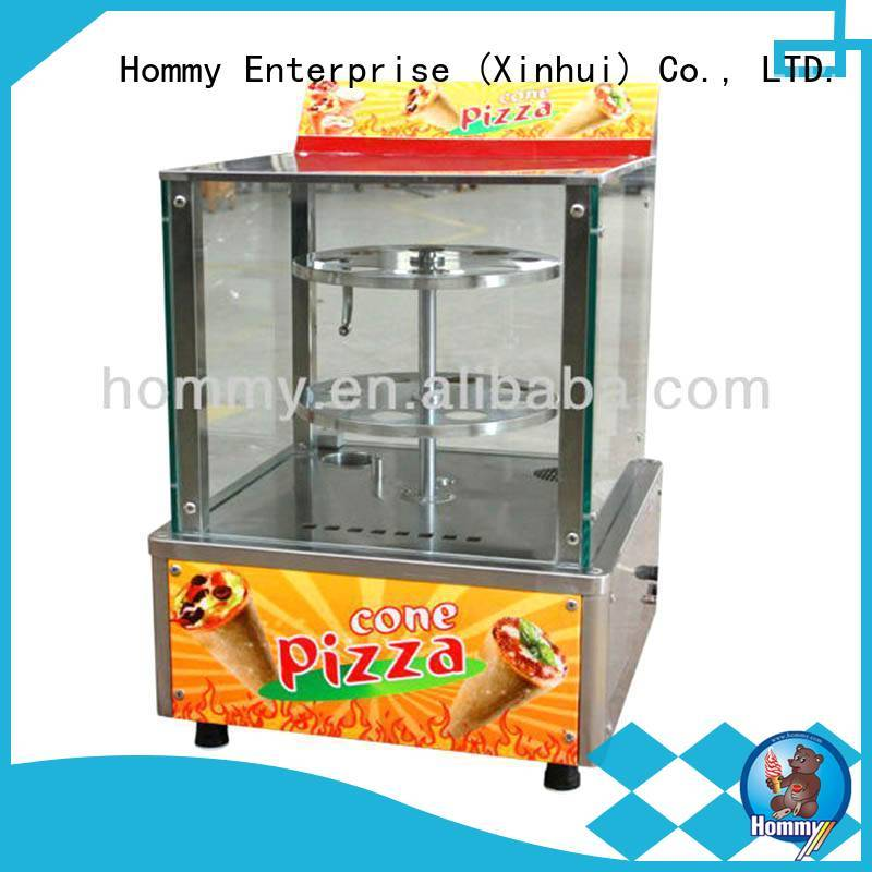 Hommy OEM ODM pizza cone machine manufacturer for store
