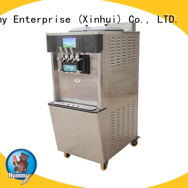 unreserved service ice cream maker machine wholesale for food shop
