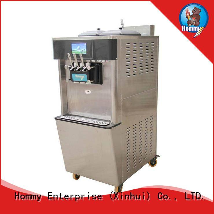 professional ice cream machine for sale hm701 supplier for supermarket