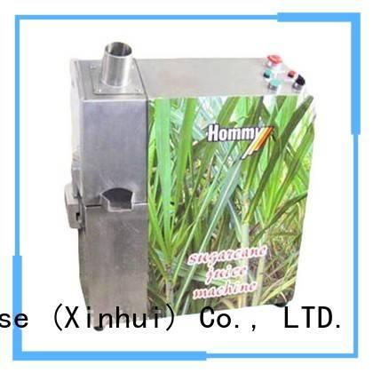Hommy sugar cane juicer extractor supplier