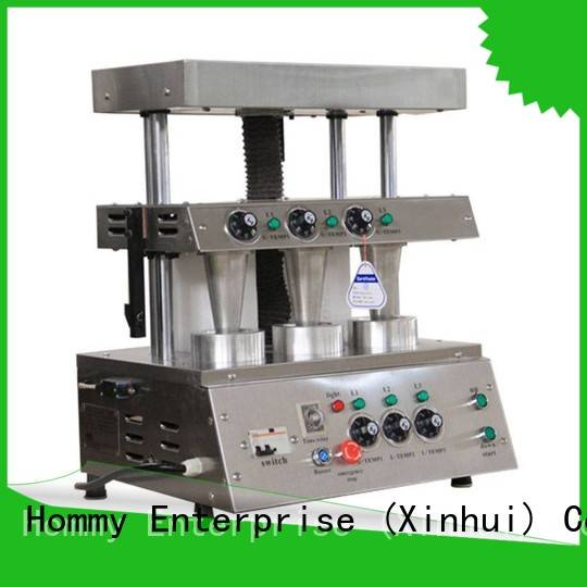 Hommy advanced design pizza cone oven wholesale for store