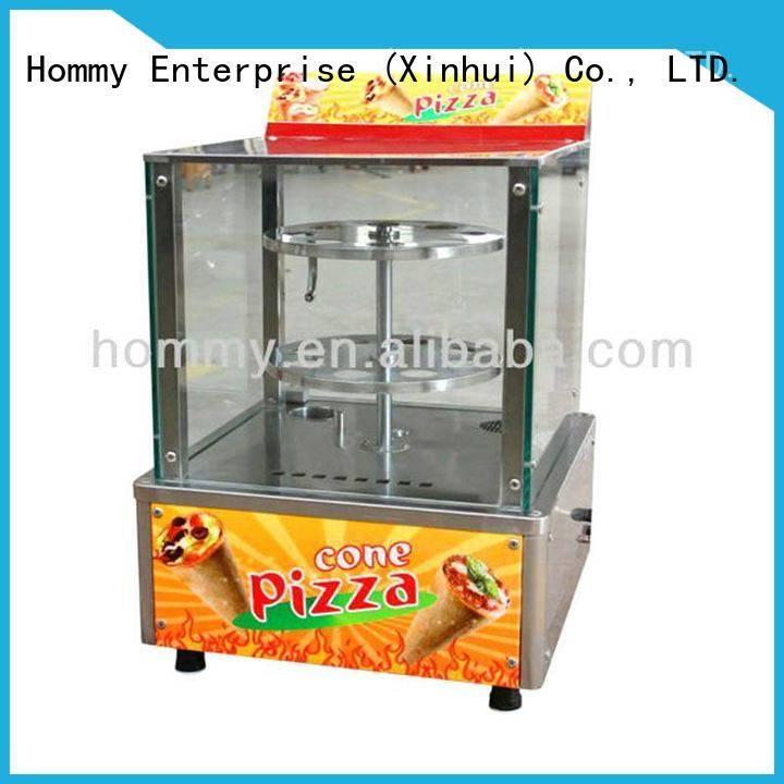 OEM ODM pizza cone machine advanced design famous brand for restaurants
