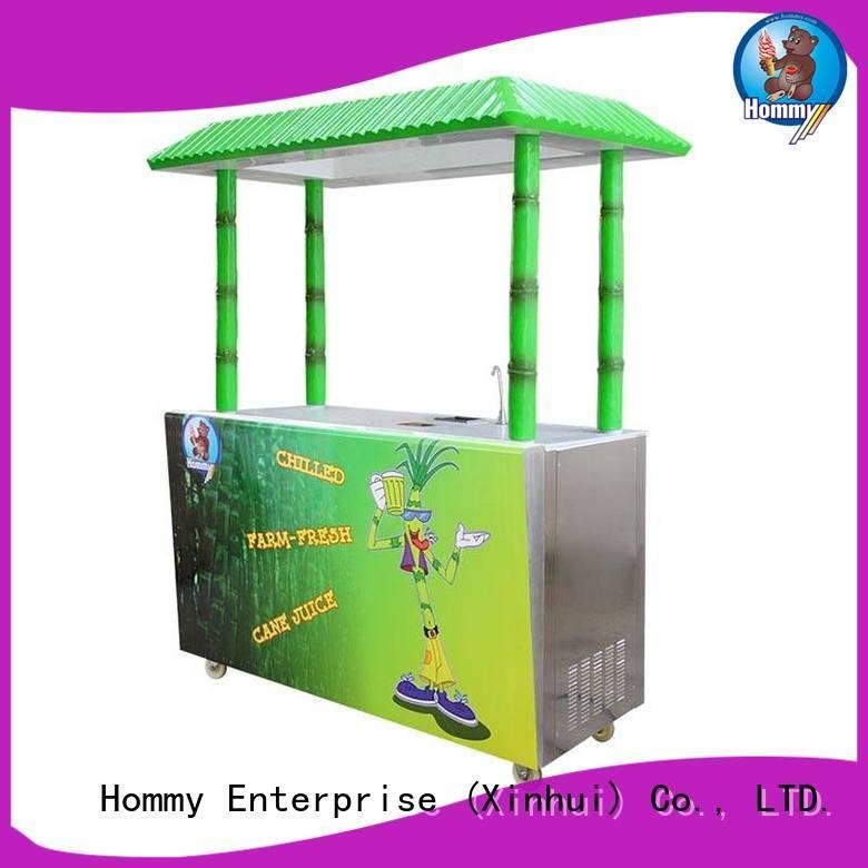professional sugar cane juicer machine hygienic wholesale for snack bar