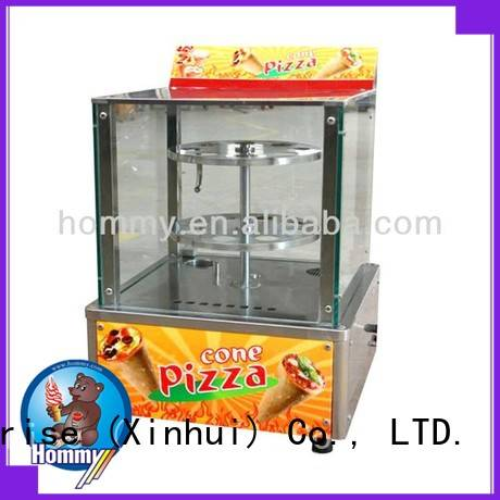 Hommy pizza cone maker wholesale for store