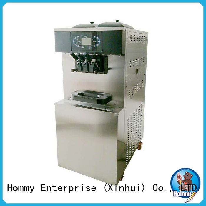 competitive price ice cream maker machine hm706 trendy designs for restaurants