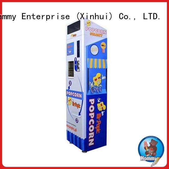 Hommy quality assurance custom vending machine supplier for restaurants