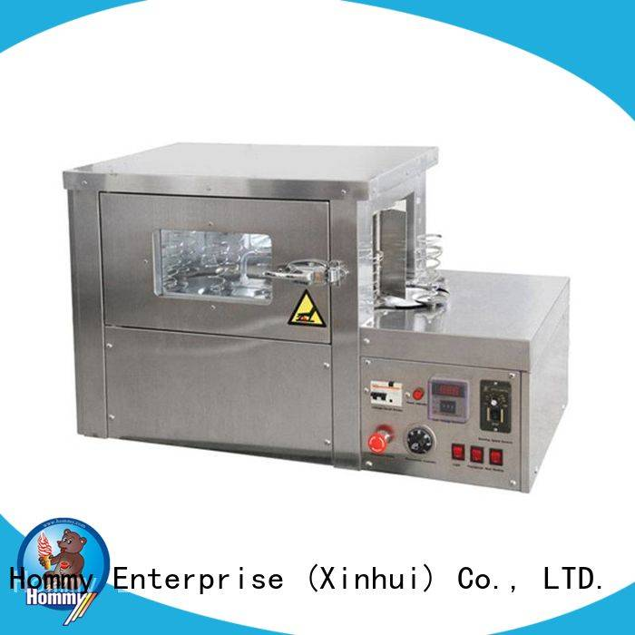 Hommy Hommy pizza cone maker supplier for store