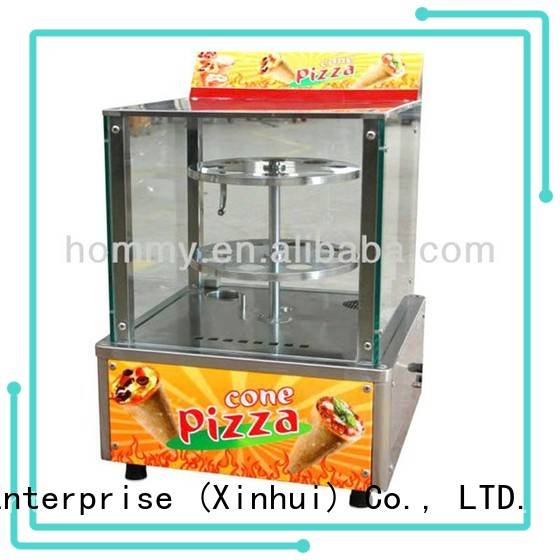 Hommy new type pizza cone machine wholesale for ice cream shops