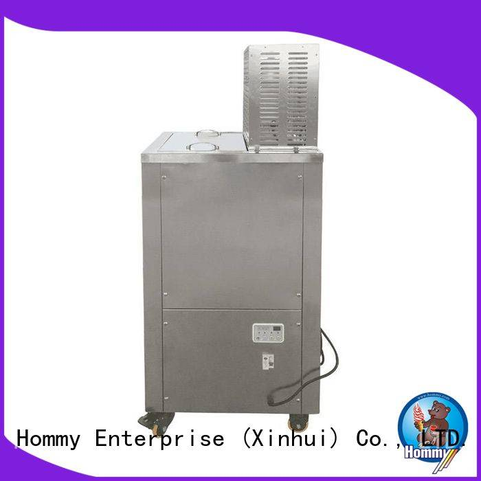 Hommy latest popsicle machine manufacturer for sale