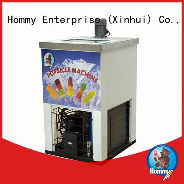 high quality popsicle maker machine popular supplier for cooling product