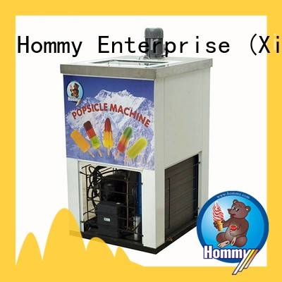 high quality ice lolly machine CE approved supplier for cooling product