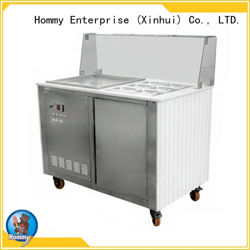 mobile ice cream machine for sale 19℃ to -22℃ fast dispatch for outdoor