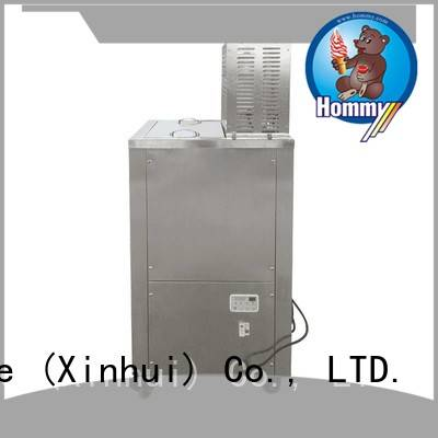Hommy high quality popsicle maker machine manufacturer for food–processing