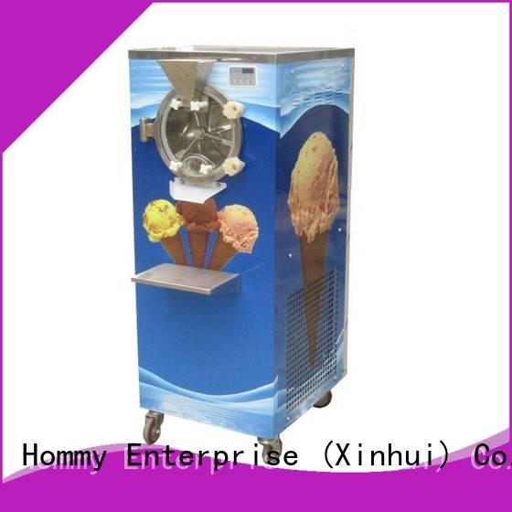 Hommy fresh new design hard ice cream machine fast shipping