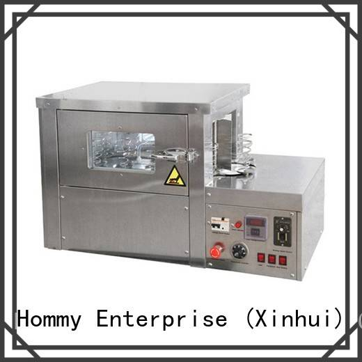 Hommy OEM ODM pizza cone oven supplier for store